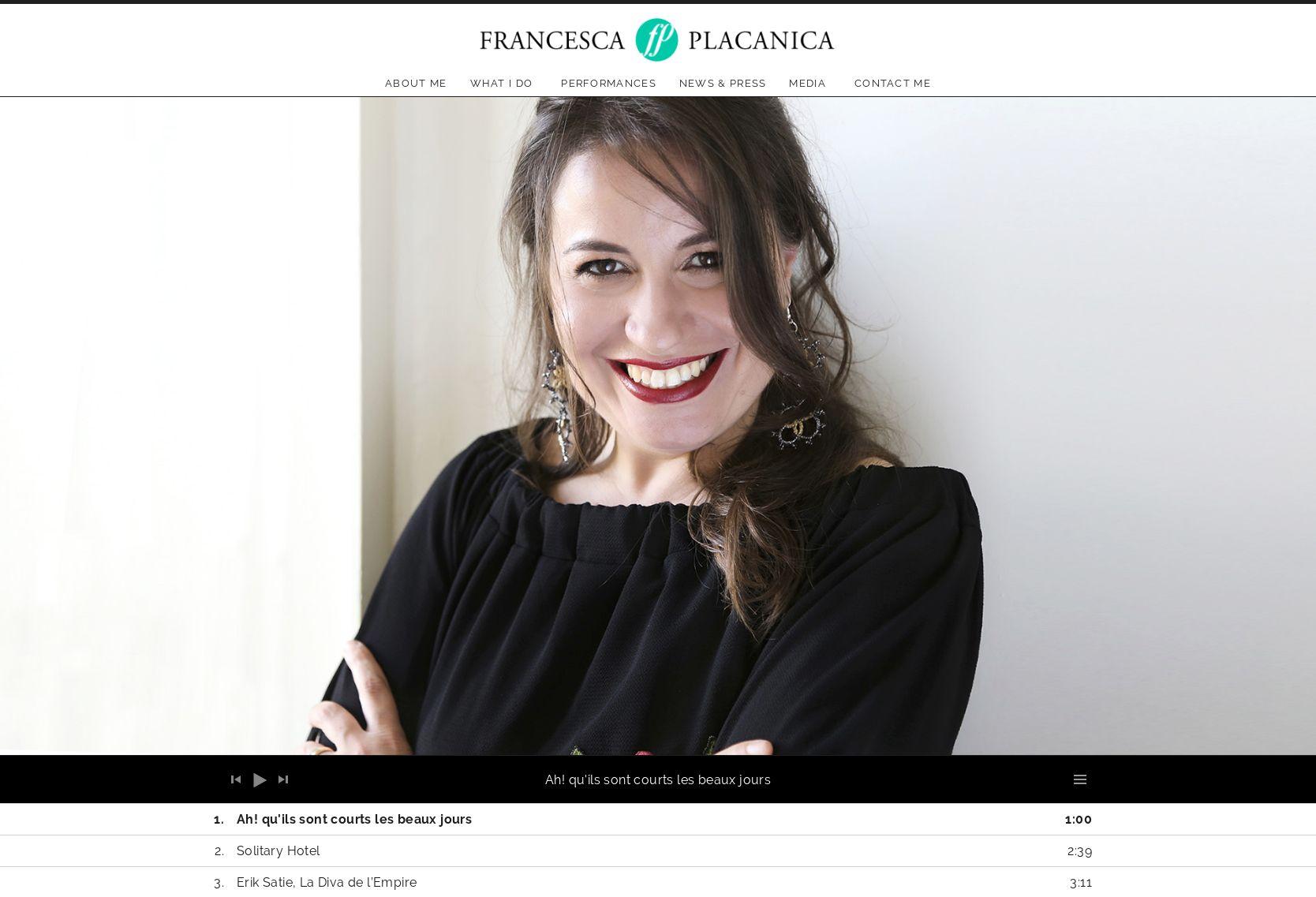 Francesca Placanica